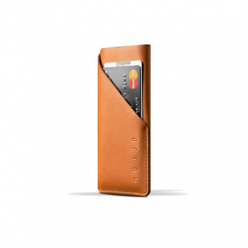 Hnedé puzdro na iPhone 6 – Leather Wallet
