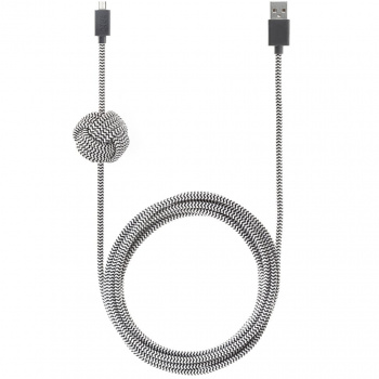 Nabíjačka – Night Cable Zebra Micro USB
