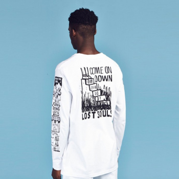 Tričko Follow The Signs Long Sleeve