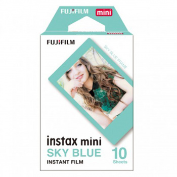Mini film 10 ks Skyblue