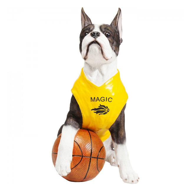 KARE DESIGN Pokladnička Basketball Dog