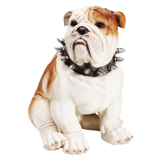 KARE DESIGN Pokladnička Watching Bulldog