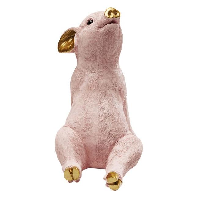 KARE DESIGN Sada 2 ks − Pokladnička chillax Pig