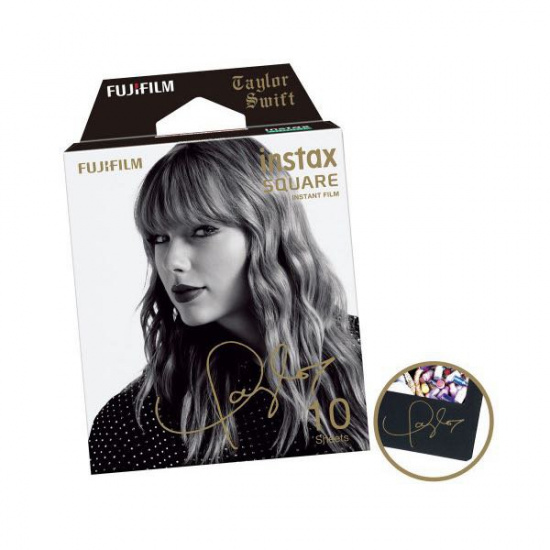 Square film Taylor Swift 10 ks