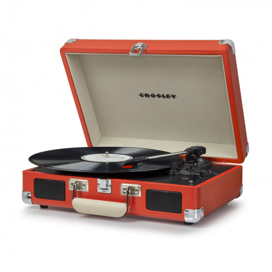 Gramofón Crosley Cruiser Deluxe Orange