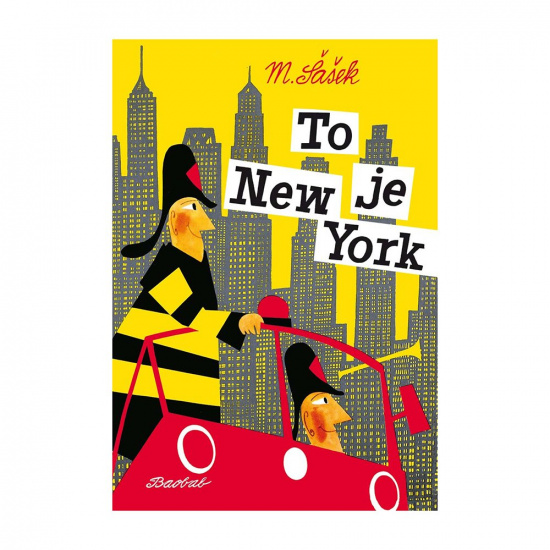 To je New York – Miroslav Šašek