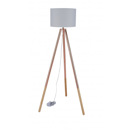 Stojaca lampa THIS & THAT – 65 × 65 × 154 cm