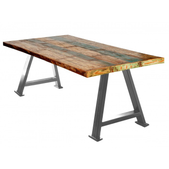 Stolová podnož TOPS & TABLES – 80 × 15 × 73 cm