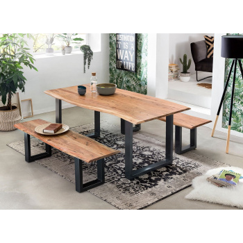 Lavica TABLES & BENCHES – 150 × 40 × 46 cm
