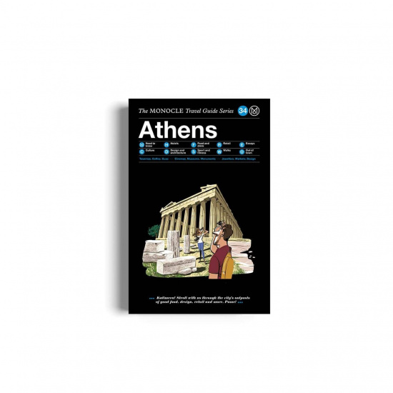 Athens –  The Monocle Travel Guide Series