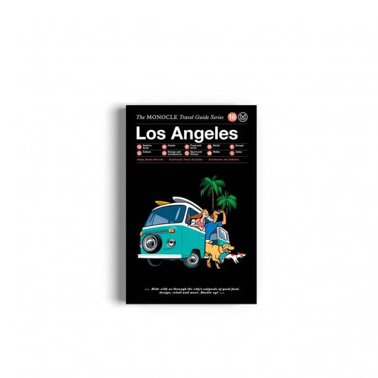 Los Angeles –  The Monocle Travel Guide Series