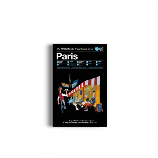Paris –  The Monocle Travel Guide Series