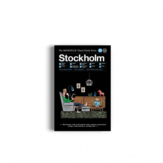 Stockholm –  The Monocle Travel Guide Series