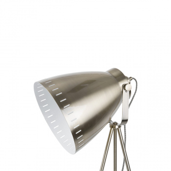Stojaca lampa Luxury Mingle Brass