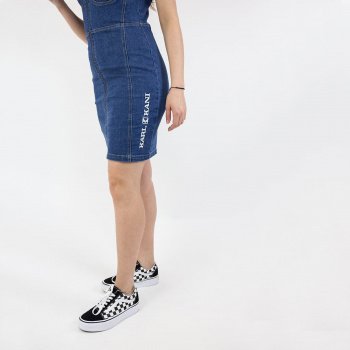 KK Retro Denim Dress