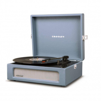 Gramofón Crosley Voyager Washed Blue