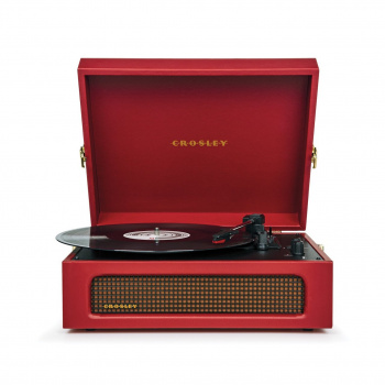 Gramofón Crosley Voyager Burgundy Red