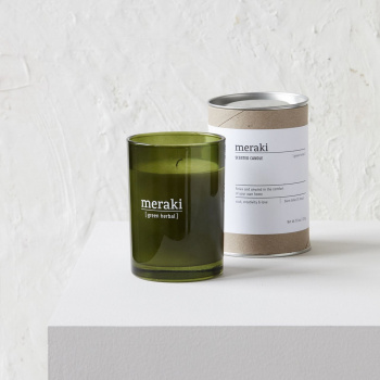 Vonná sviečka – Green herbal